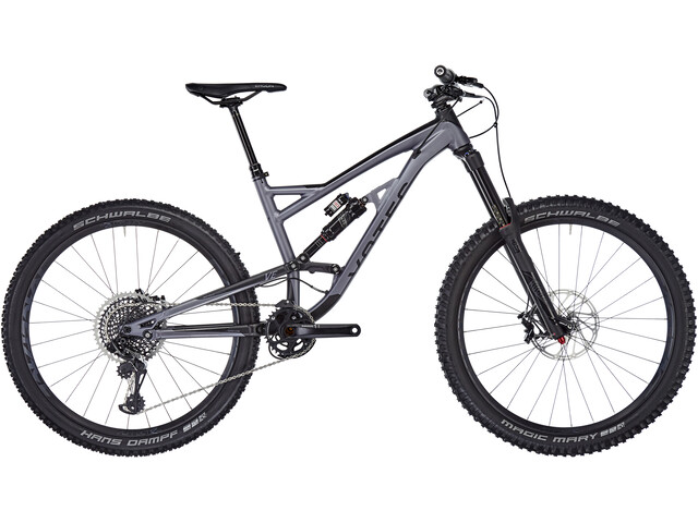 "VOTEC VE Pro Enduro Fully 27,5"", black-grey"